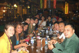 Couchsurfing Surabaya