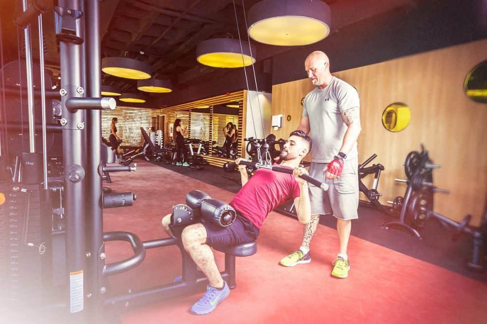 Sport  Fitness  AYOUB GOUACH  Photographe professionnel