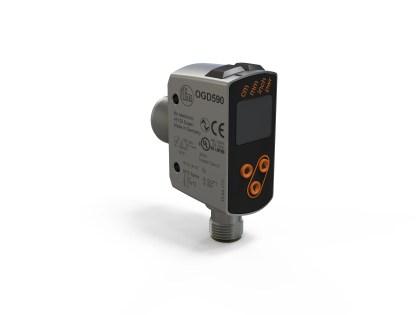 Sensor de tiempo de vuelo compacto para aplicaciones industriales 4.0