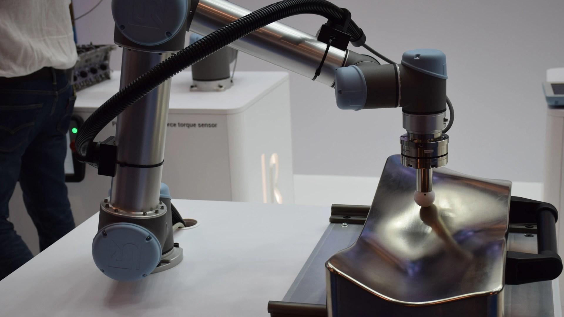 Universal Robots aumenta un 72% su volumen de negocio en 2017