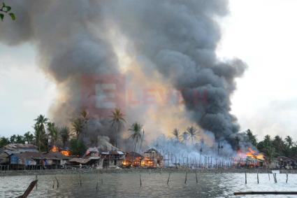 burma-killing1 myanmar arakan