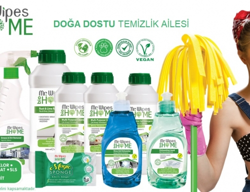 Mr. Wipes Bio Home Serisi