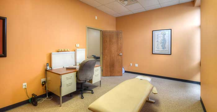 Dr. Megan Socha's Office