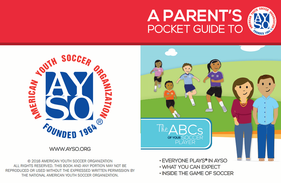 AYSO Parents Pocket Guide