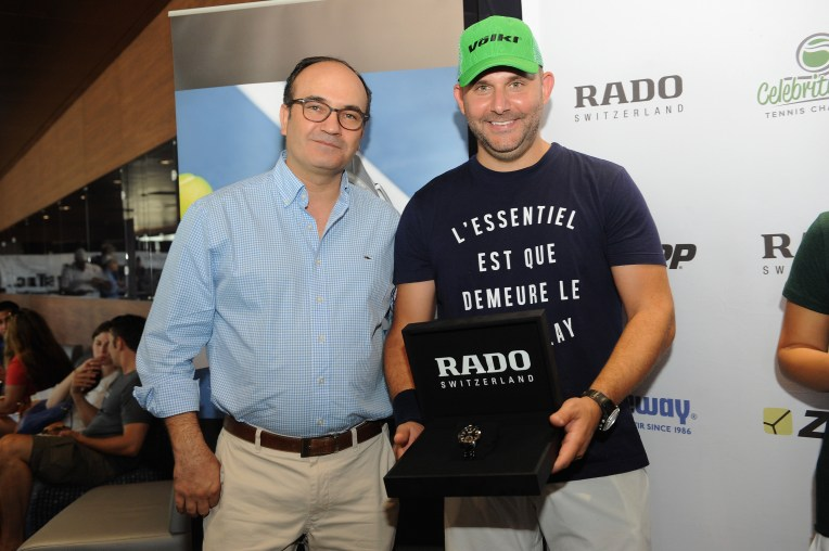 Christian Pappanicholas - Winner of Rado Timpiece