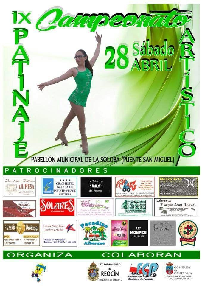 IX Campeonato de Patinaje Artístico
