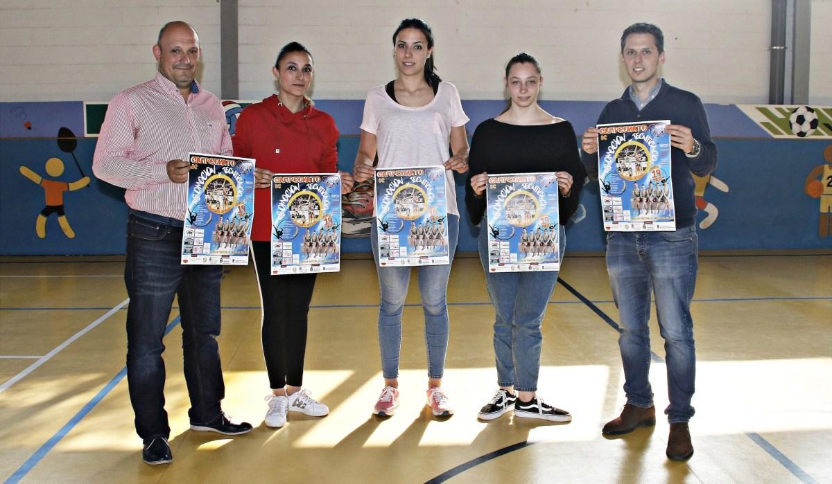 Campeonato Gimnasia Rítmica Santillana del Mar y Reocín