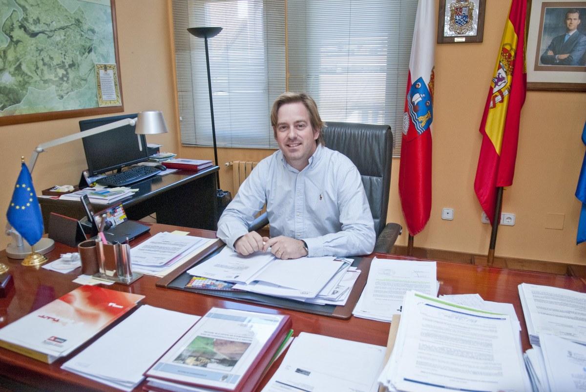 Alcalde Pablo Diestro