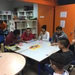 Sesión de juego en Casal Jove Atlas del Raval