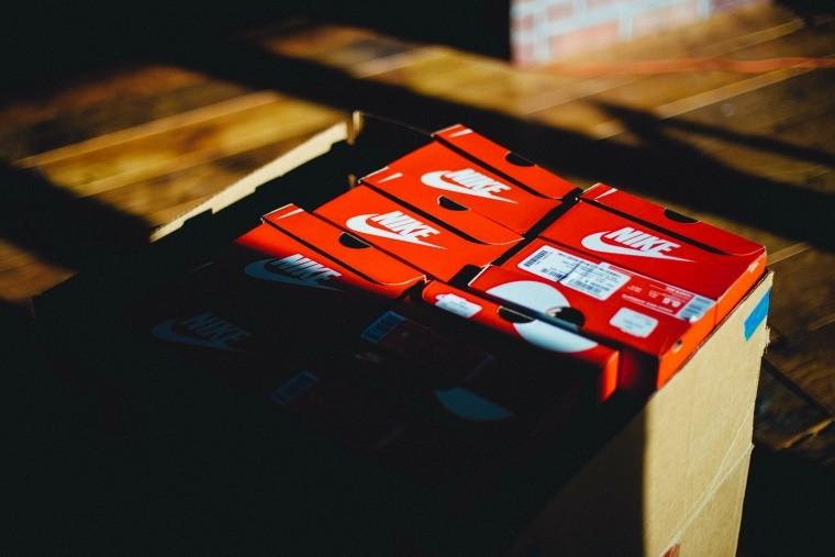 Cajas de producto