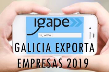 IG230 - Galicia Exporta Empresas 2019