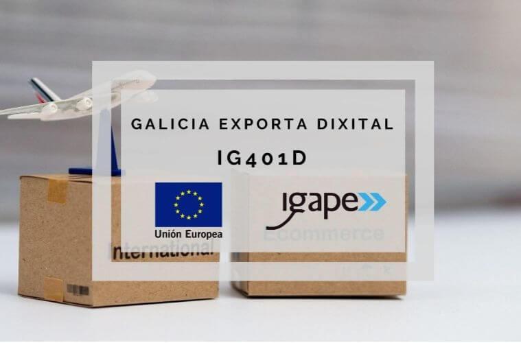 Galicia exporta dixital 2020 IG401D