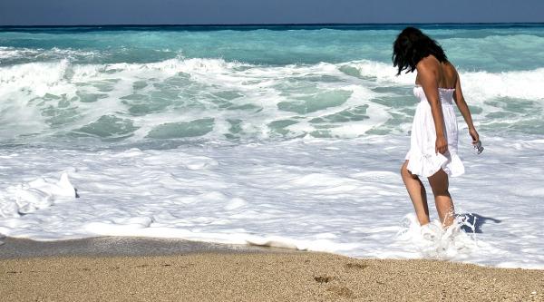 ママ水着 30代水着 40代水着 リゾート水着 ワンピース付き水着