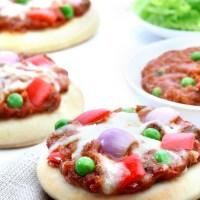 Pav Bhaji Pizza (Vegit Review)
