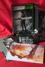 Déballage Tomb Raider Xbox 360 (3)