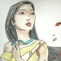 Reproduction Pocahontas