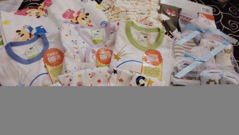 Belanja Kebutuhan Bayi - Kado dari Ibu dan Ibu Maya