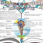 Cartel Semana Cultural 2016 Cilleros