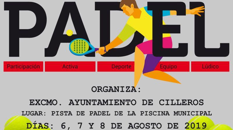Torneos deportivos: Verano 2019