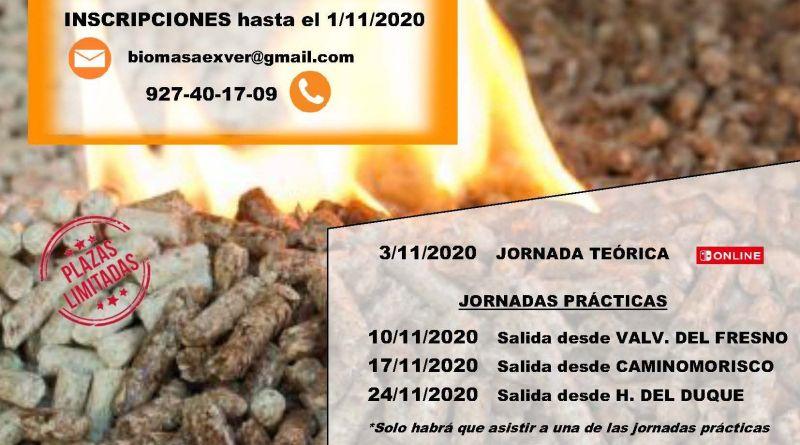 Cursos para la gestión integral de la cadena de valor de la biomasa de agentes locales clave