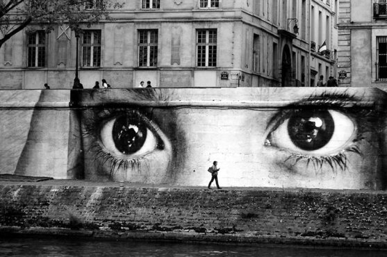 Kota dengan Seni Jalanan Terbaik di Dunia - Seni-Jalanan-Lukisan-Mural-di-Kota-Paris-di-Perancis-1