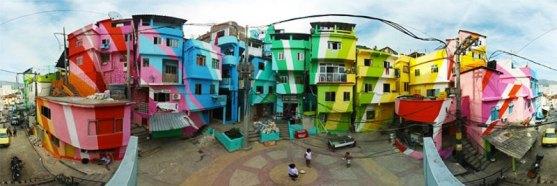 Kota dengan Seni Jalanan Terbaik di Dunia - Seni-Jalanan-Lukisan-Mural-di-Kota-Rio-de-Janeiro-di-Brazil-2