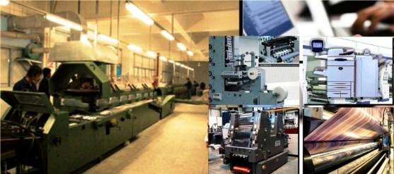 Mesin Teknologi Ayuprint Percetakan Berkualitas di Karawang