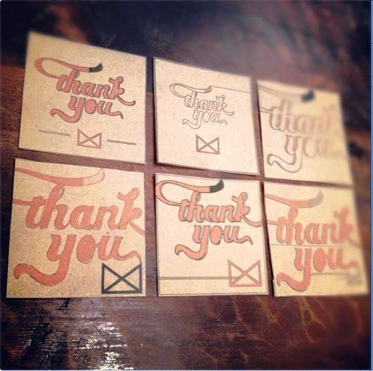 Desain Kartu Ucapan Terima Kasih - Contoh Desain Grafis Kartu Ucapan Terima Kasih-49
