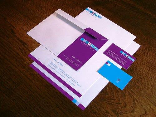 Contoh Desain Kop Surat dan Corporate Identity Inspiratif 34