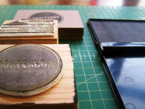 Contoh Desain Stempel Unik dan Bagus - Contoh Desain Stempel Unik dan Bagus, gambar stempel 36
