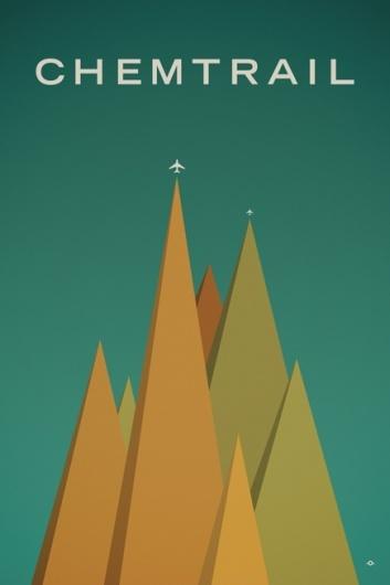 Contoh Poster dengan Desain Modern dan Elegan 02
