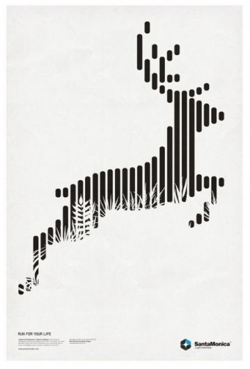 Contoh Poster Dengan Desain Modern dan Elegan 2 Portfolio
