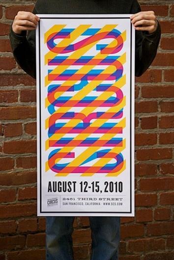 Contoh Poster dengan Desain Modern dan Elegan 14