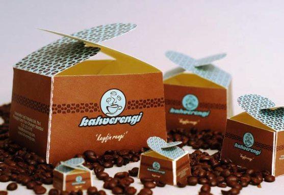 Contoh Desain Kemasan Roti Kue dan Biskuit - Kemasan-Roti-Biskuit-dan-Kue-Kahverengi-Coffee-Corporate-Identity-Design