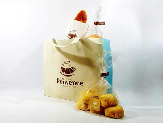 Contoh Desain Kemasan Roti Kue dan Biskuit - Kemasan-Roti-Biskuit-dan-Kue-Rebranding-of-Provence-Bakery-Cafe