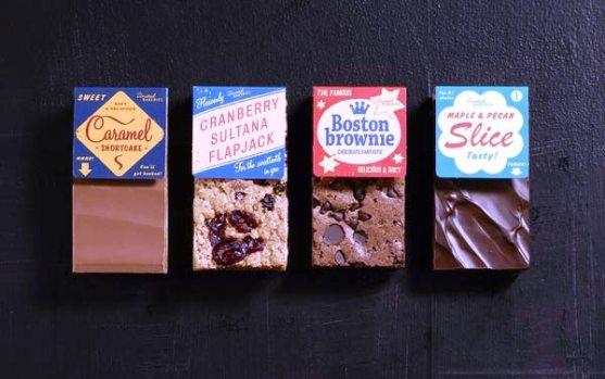 Contoh Desain Kemasan Roti Kue dan Biskuit - Kemasan-Roti-Biskuit-dan-Kue-United-Bakeries-Flapjacks
