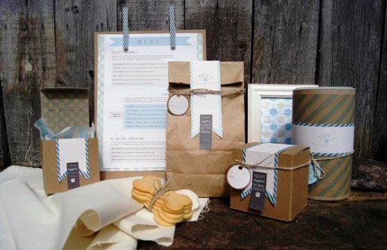 Contoh Desain Kemasan Roti Kue dan Biskuit - Kemasan-Roti-Biskuit-dan-Kue-Zoeys-Delectable-Treats