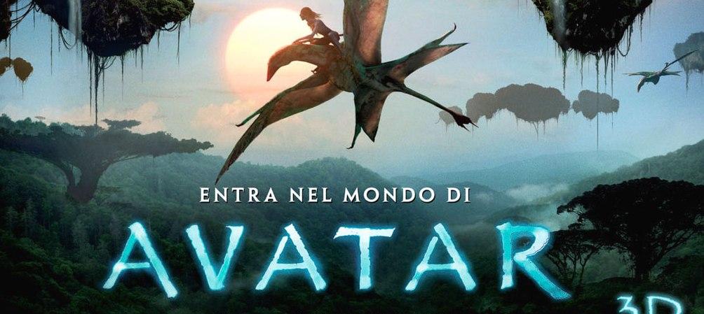Download Free 42 Font Judul Film Film Terkenal - Avatar