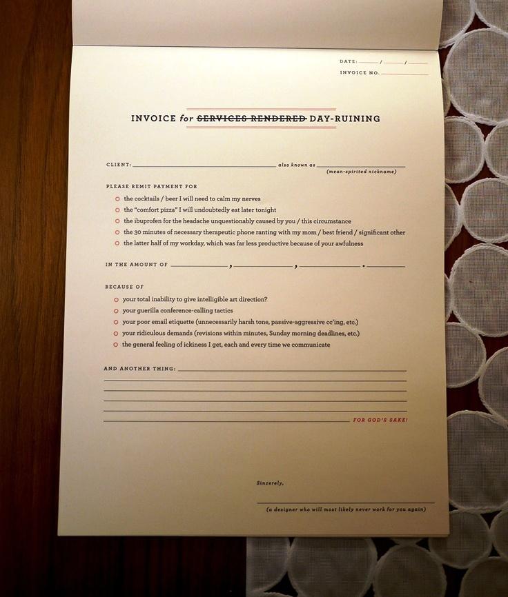 Contoh Faktur Invoice Tagihan - Contoh Desain Invoice Faktur Tagihan 22