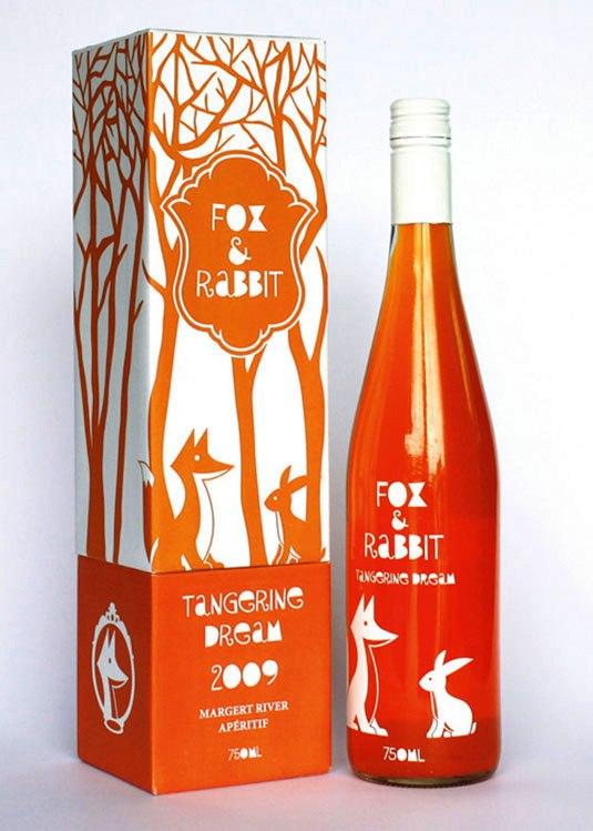 Contoh Desain Kemasan Unik Menarik - Contoh desain kemasan unik menarik - packaging design - Fox & Rabbit