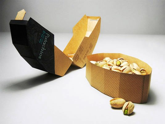 packaging design - Mighty Nuts