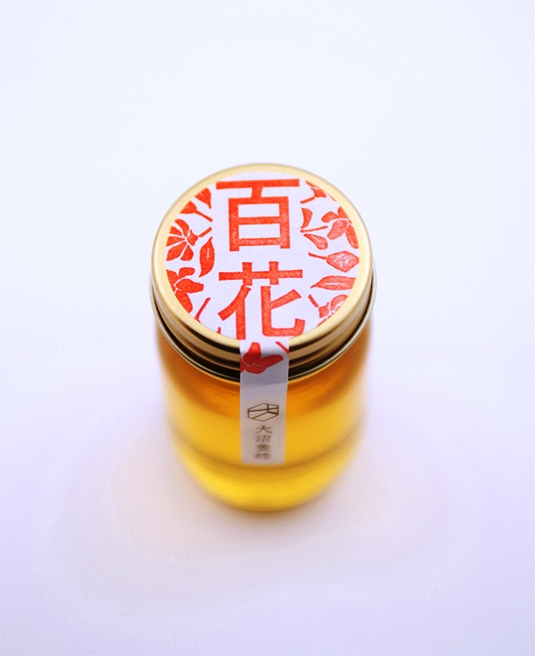 packaging design - Onuma Honey
