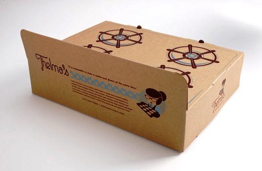 Contoh Desain Kemasan Unik Menarik - Contoh desain kemasan unik menarik - packaging design - thelma 2