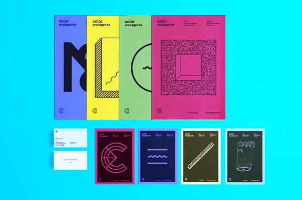 Desain Stasioneri Inspiratif Siap Print dan Cetak - Color Propaganda