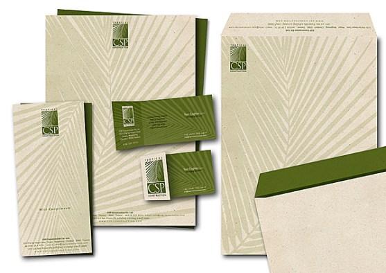 Contoh Desain Kop Surat dan Kartu Nama Paling Kreatif - Contoh-Desain-Kop-Surat-Kreatif-01-CSP-Stationery