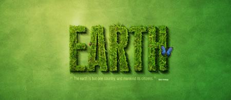 Tutorial Membuat Effek Teks di Photoshop - Create-a-Spectacular-Grass-Text-Effect-in-Photoshop