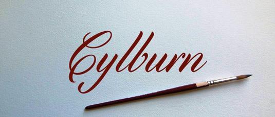 Download 100 Font Gratis untuk Desain Grafis dan Web - Cylburn Free Font