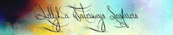 Font Kaligrafi Terbaik - Font Kaligrafi Jellyka Waterways Seafarers