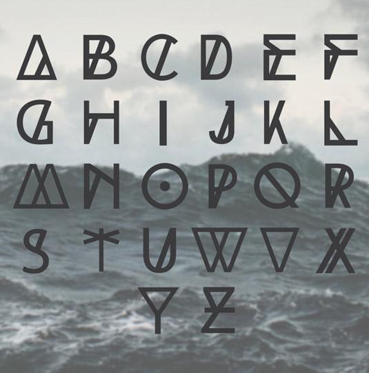 Download 100 Font Gratis untuk Desain Grafis dan Web - High Tide Free Font