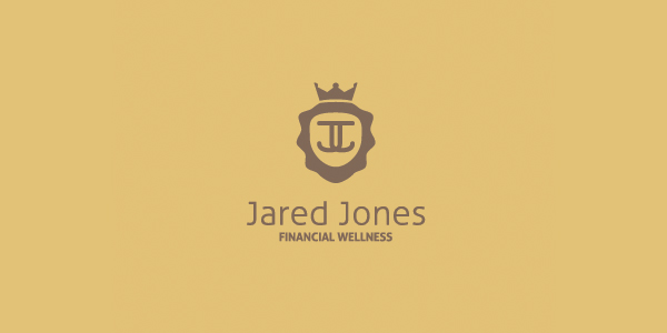 Contoh Desain Logo Institusi Keuangan - Logo Keuangan Jared jones